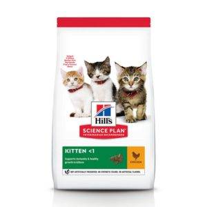 Hills cat KITTEN/chicken - 1