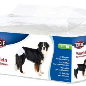 PLENY papírové pro feny (trixie) - XL 12ks(40–58cm)