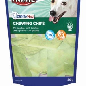 Pochoutka dog Chewing Chips (trixie) - 100g