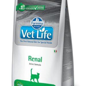 VET LIFE  cat  RENAL  natural - 10kg