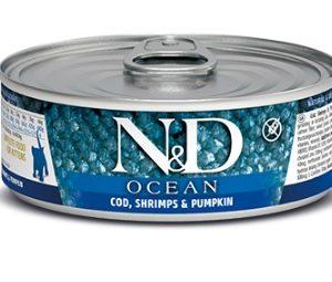 N&D cat  konz.  KITTEN OCEAN TUNA