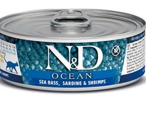 N&D cat  konz. OCEAN TUNA