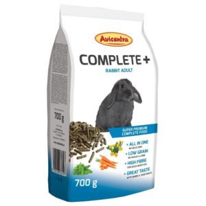 Avicentra COMPLETE+   RABBIT ADULT - 700g