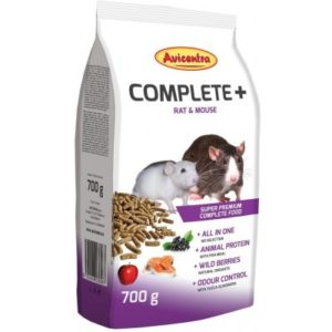 Avicentra COMPLETE+   RAT/MOUSE - 700g