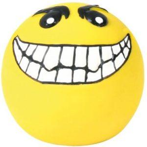 HRAČKA latexový smajlík míček