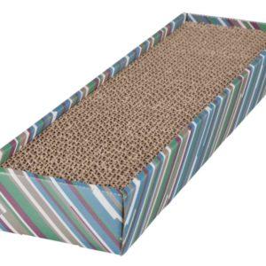 Škrabací karton Scratchy s catnipem - 13x48cm