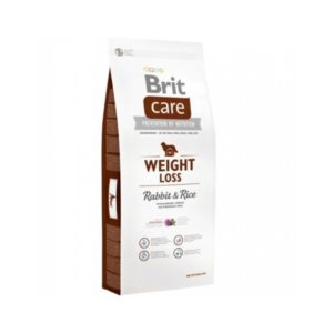 Brit Care dog Weight Loss Rabbit & Rice - 2x12kg