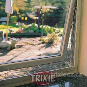 Trixie  cat MŘÍŽ ochranná do boku okna - 65x16cm