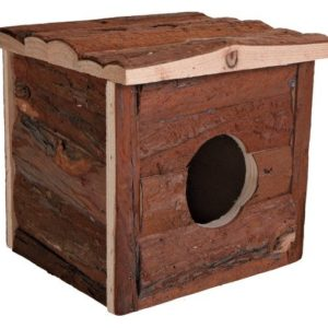 Trixie hlod. Domek pro myši a křečky JERRIK - 15x14x15cm
