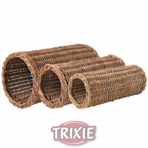 Trixie   hlod. proutěný TUNEL králík - 20x38cm