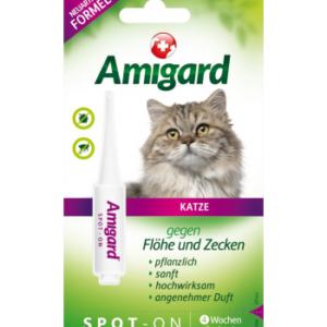 Amigard Spot-on Katze 1x1