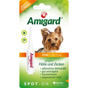 Amigard Spot-on pro psy  - L (30+ kg)  - 3ks