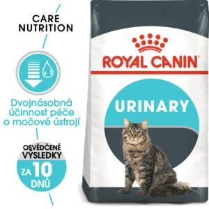 Royal Canin Urinary Care - granule pro kočky s ledvinovými problémy - 10kg